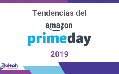 Tendencias del Amazon Prime Day 2019